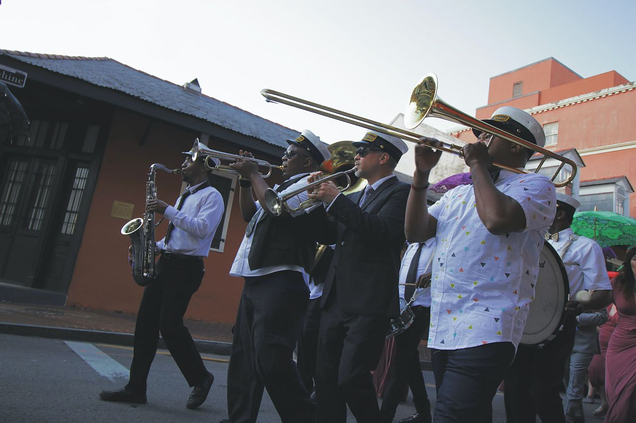 Jazz nowoczesny i Instrumenty perkusyjne